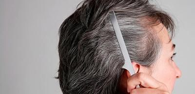 آشنایی با بهترین روشهای رفع سفیدی مو