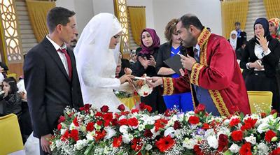رسوم جالب ازدواج در ترکیه!