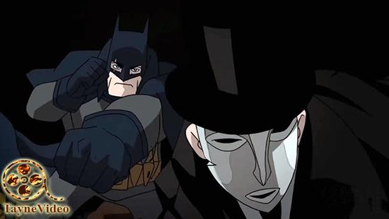 دانلود انیمیشن بتمن گاتهام با چراغ گاز Batman Gotham by Gaslight دوبله فارسی و لینک مستقیم
