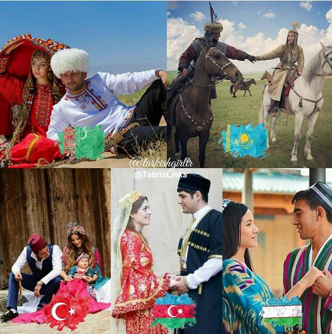 ازدواج ترکها