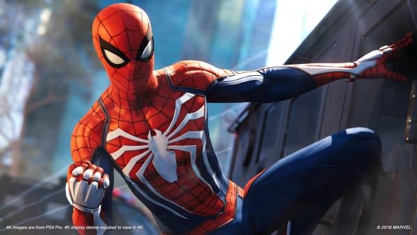 تماشا کنید: نمایش گیمپلی زمان عرضه Spider-Man بسیاری از قهرمانها و ضدقهرمانهای بازی را نشان میدهد