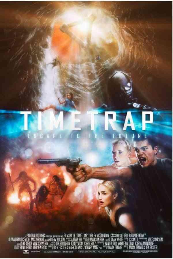 فیلم Time Trap 2017