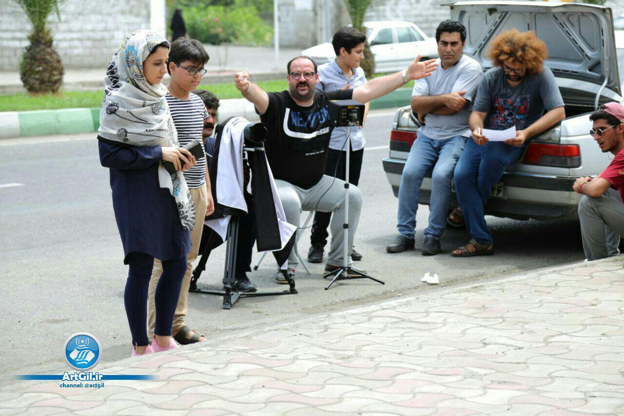 پایان تولید فیلم «من احمدم» در رشت