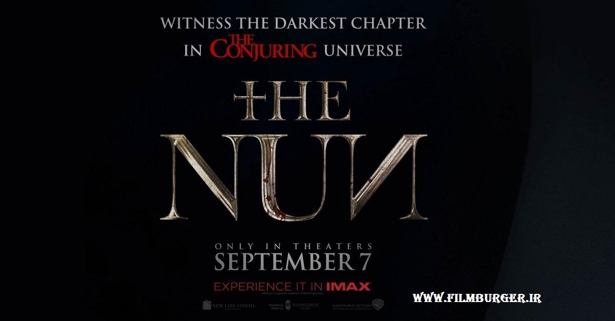 پوستر جدید منتشر شده از فیلم The Nun (راهبه) !