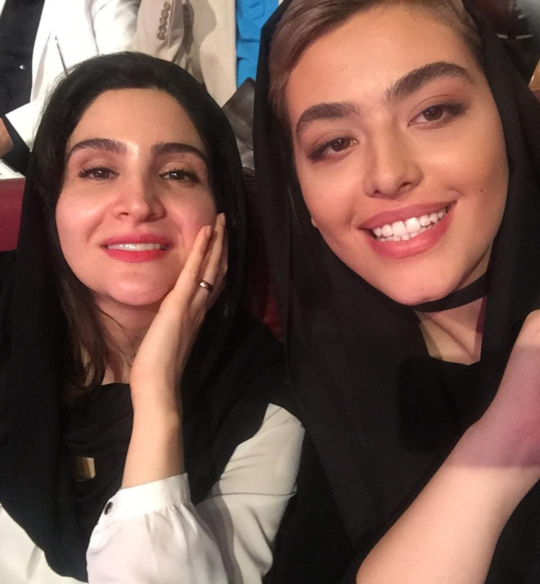 عکس های جدید ریحانه پارسا اینستاگرام زیبا ریحانه پااسا هجدهمین جشن حافظ