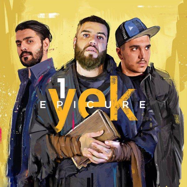 دانلود البوم Epicure Band به نام Yek