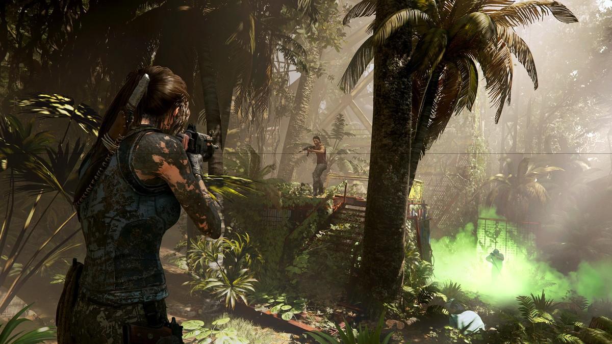 بخش New Game Plus عنوان Shadow of the Tomb Raider معرفی شد