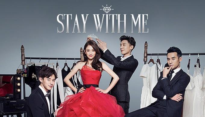 سریال چینی با من بمان