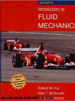 دانلود رایگان کتاب مکانیک سیالات فاکس