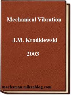 دانلود رایگان کتاب ارتعاشات مکانیکی کرودیوفسکی