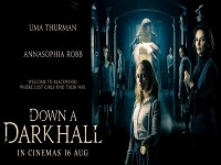 دانلود فیلم انتهای دالانی تاریک - Down a Dark Hall 2018