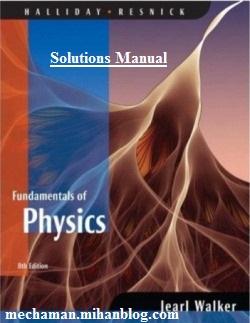 دانلود رایگان حل المسائل فیزیک هالیدی ویرایش هشتم