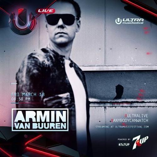 Armin van Buuren - live @ Ultra Music Festival Miami 2016