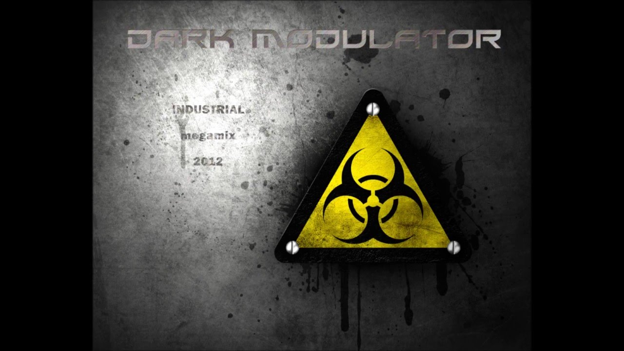 Dark Modulator - Industrial Megamix 2012