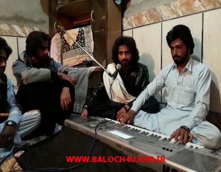 اجرای بازخوانی اهنگ خدا بود یارت(افغانی) از احمد ظاهر توسط محمد عاصف ثوری