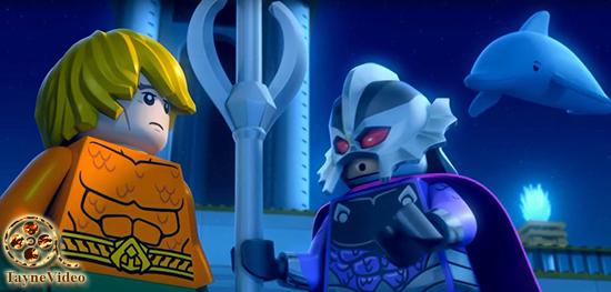 دانلود انیمیشن لگو دی سی آگوآمن Lego DC Aquaman 2018 دوبله فارسی و لینک مستقیم