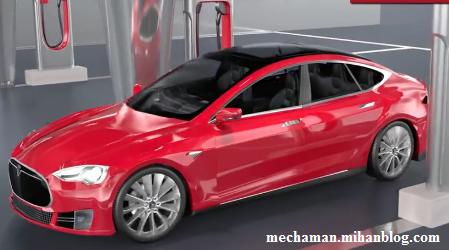دانلود رایگان انیمیشن آموزشی خودروی الکتریکی چطور کار میکند