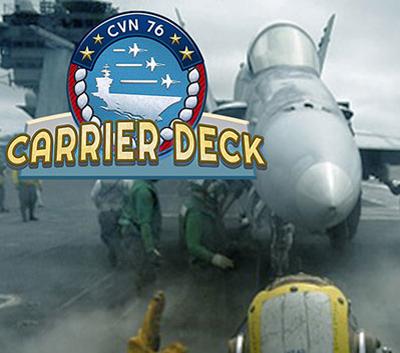دانلود ترینر سالم بازی Carrier Deck