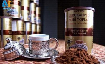 قهوه ترک نوری توپلار ،استانبول-الفبای سفر