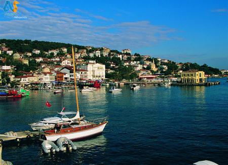 جزیره بورگاز،استانبول-الفبای سفر