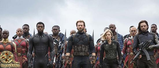 دانلود فیلم Avengers Infinity War انتقام جویان 3 دوبله فارسی و لینک مستقیم