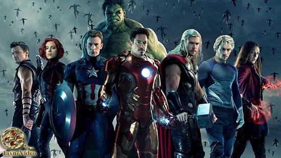 دانلود فیلم انتقام جویان جنگ ابدیت 2018 Avengers Infinity War دوبله فارسی و لینک مستقیم