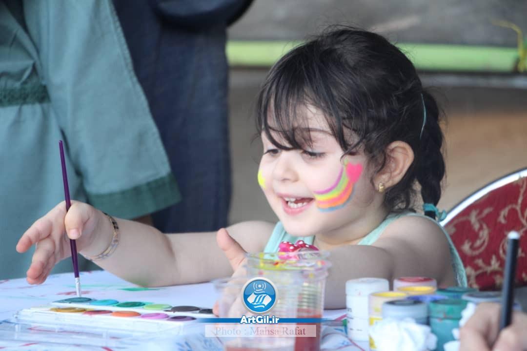 گزارش تصویری از سومین جشنواره بازی رشت