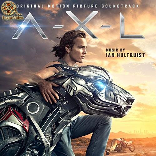 دانلود فیلم ای ایکس ال - axl 2018