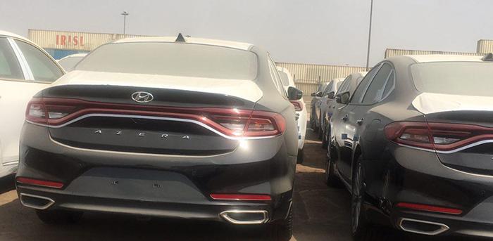 هیوندای آزرا 2018 (Hyundai Azera 2018)