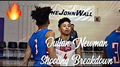 Julian Newman Basketball Shooting Secrets (Basketball Shooting Secrets)