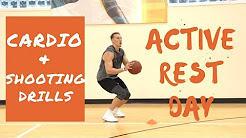 Basketball Drills For Cardio | TLB Active Rest Day