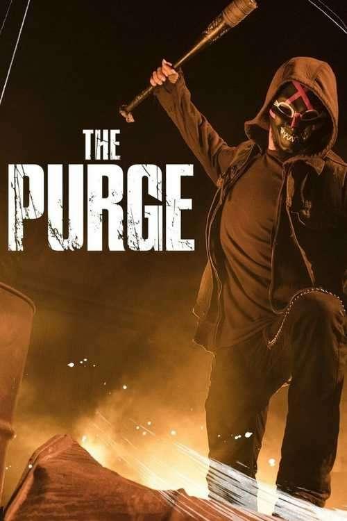 سریال The Purge