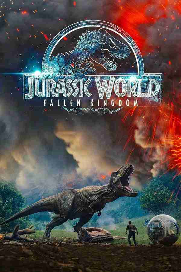 فیلم Jurassic World Fallen Kingdom 2018