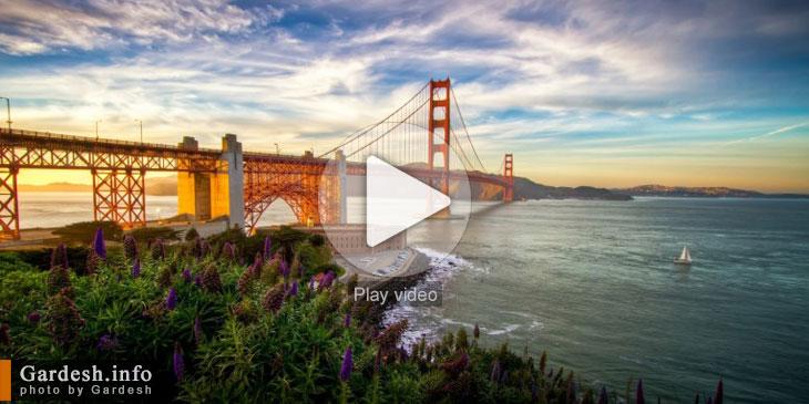 ده تا از بهترین جاذبه های گردشگری کالیفرنیا