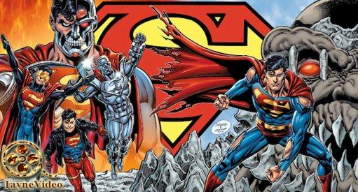 دانلود انیمیشن مرگ سوپرمن The Death of Superman 2018 دوبله فارسی و لینک مستقیم