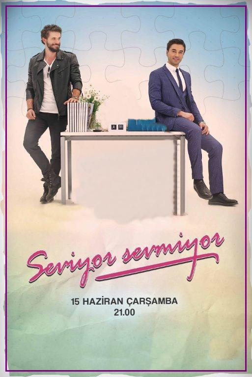 دانلود سریال ترکی Seviyor Sevmiyor با زیرنویس فارسی