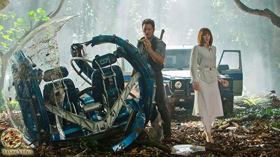 دانلود فیلم Jurassic World Fallen Kingdom دنیای ژوراسیک سقوط پادشاهی دوبله فارسی و لینک مستقیم