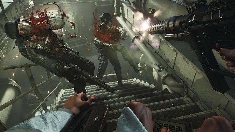 """""""پیت هاینز"""": Wolfenstein III به طور قطع عرضه خواهد شد"""