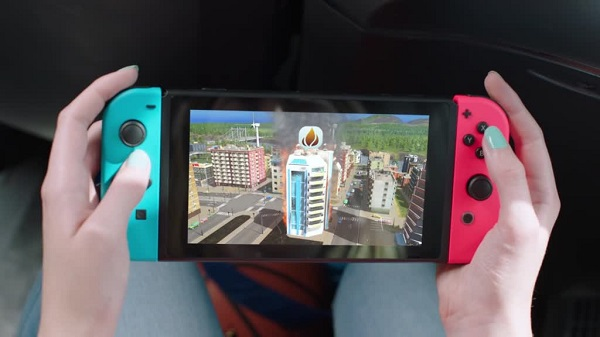 عرضه Cities Skyline برای Switch