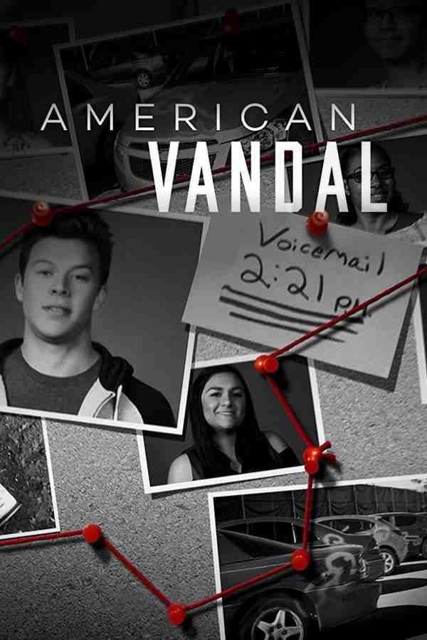 سریال American Vandal