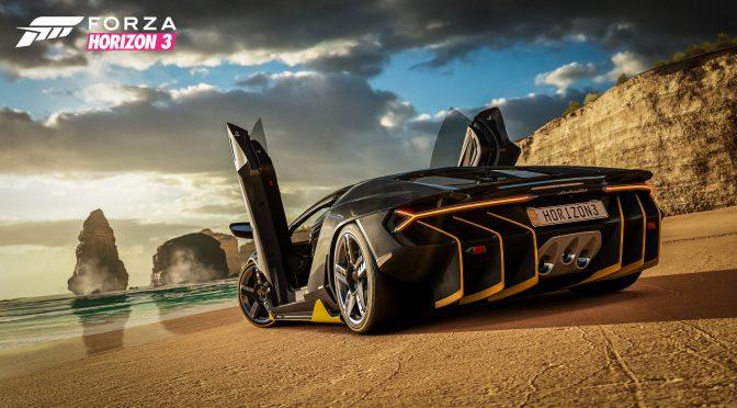 عنوان Forza Horizon 3 بیش از 10 میلیون بازیکن در سراسر جهان دارد