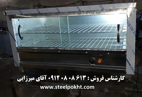 گرمخانه رومیزی برقی