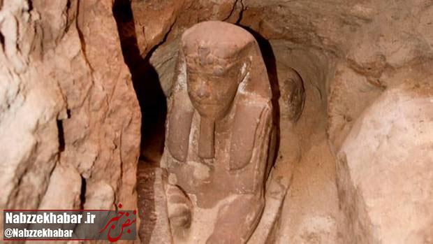 کشف مجسمه جدید «ابوالهول» در مصر
