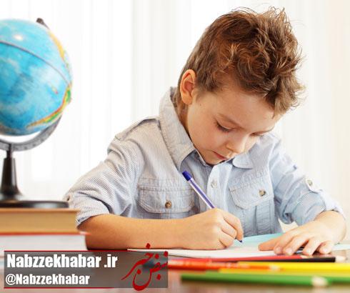 آموزش و پرورش: دانش آموزان اول تا سوم ابتدایی مشق شب ندارند