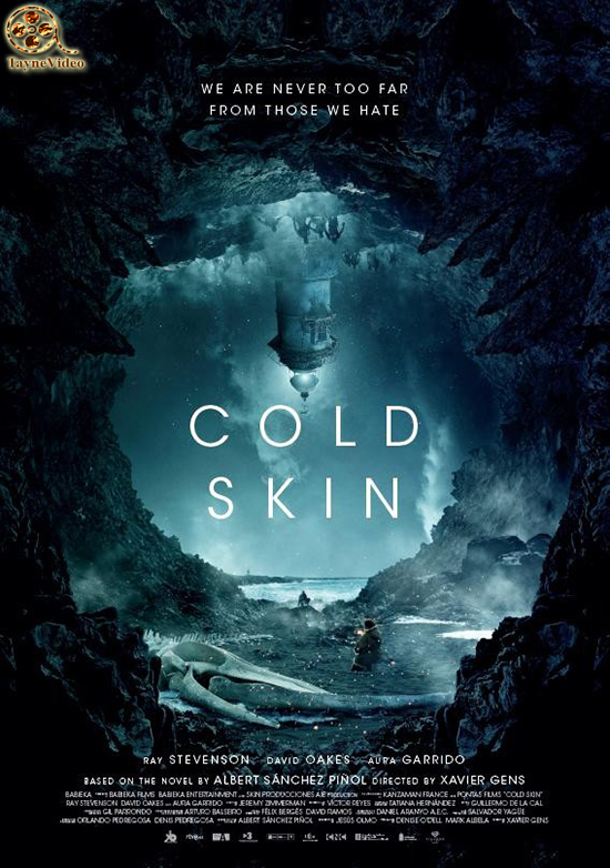دانلود فیلم cold skin 2017 - پوست سرد