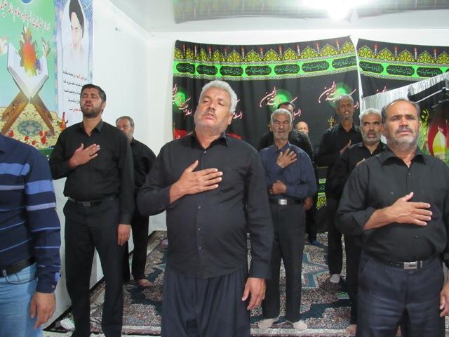 برپایی مراسم پر فیض زیارت عاشورا در دهه اول ماه محرم  در دارالصادقیون