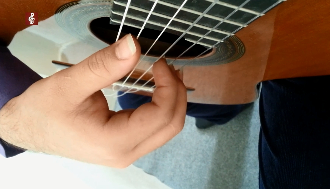 مجموعه آموزشی صفر تا صد گیتار کلاسیک بهترین مجموعه برای یادگیری گیتار