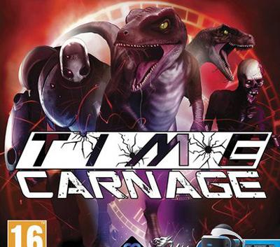 دانلود ترینر و رمزهای بازی Time Carnage