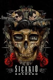 دانلود فیلم سیکاریو  Sicario Day of the Soldado 2018