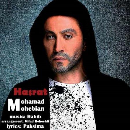 دانلود آهنگ جدید محمد محبیان بنام حسرت